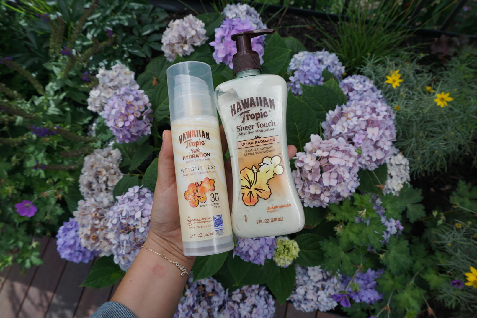 Summer Must Have Products from Hawaiian Tropic