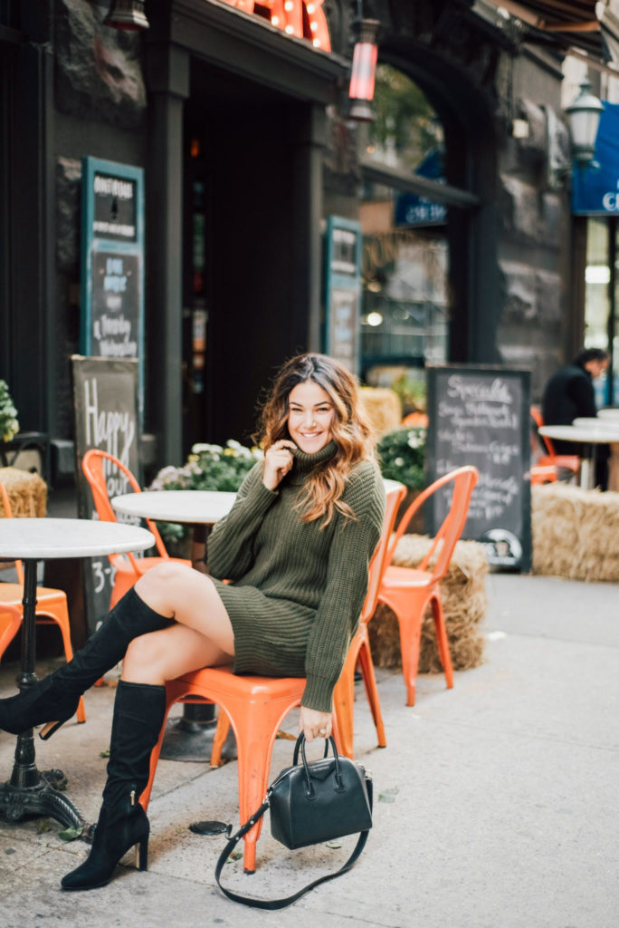 Sweater Weather Dresses Under $100
