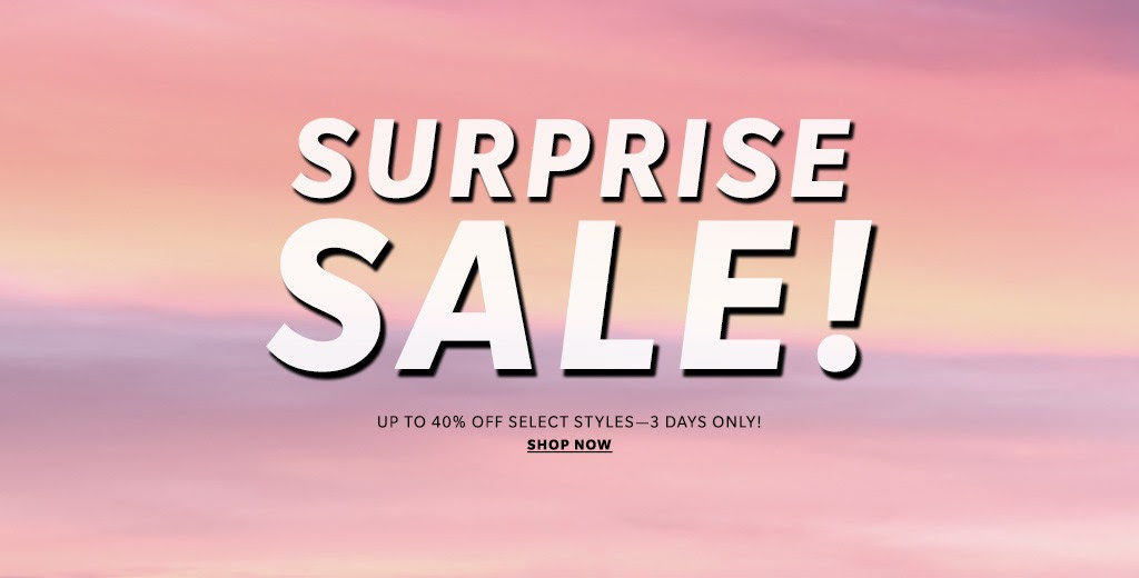 Shop My Shopbop Surprise Sale Picks up to 40% Off!