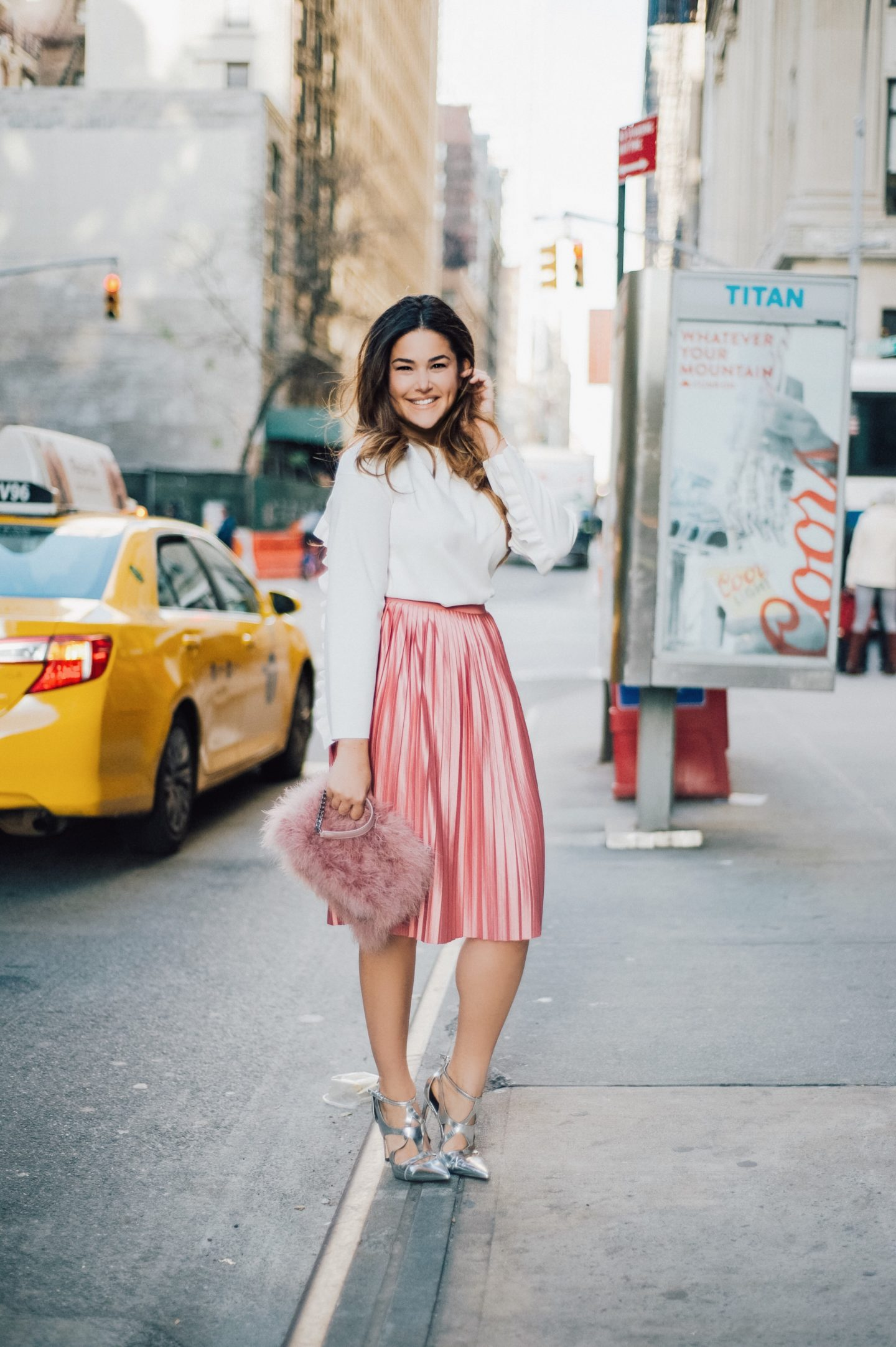 Holiday Trend: Pleated Skirts