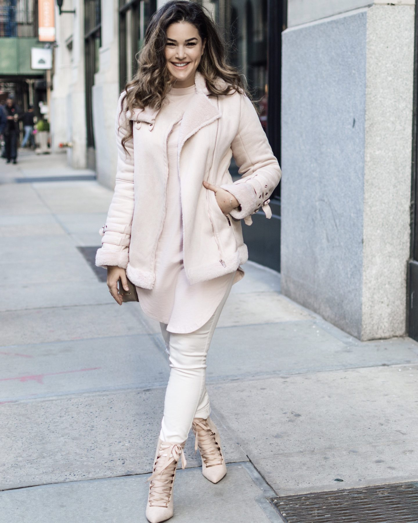 Get My Look: Pretty in Pink