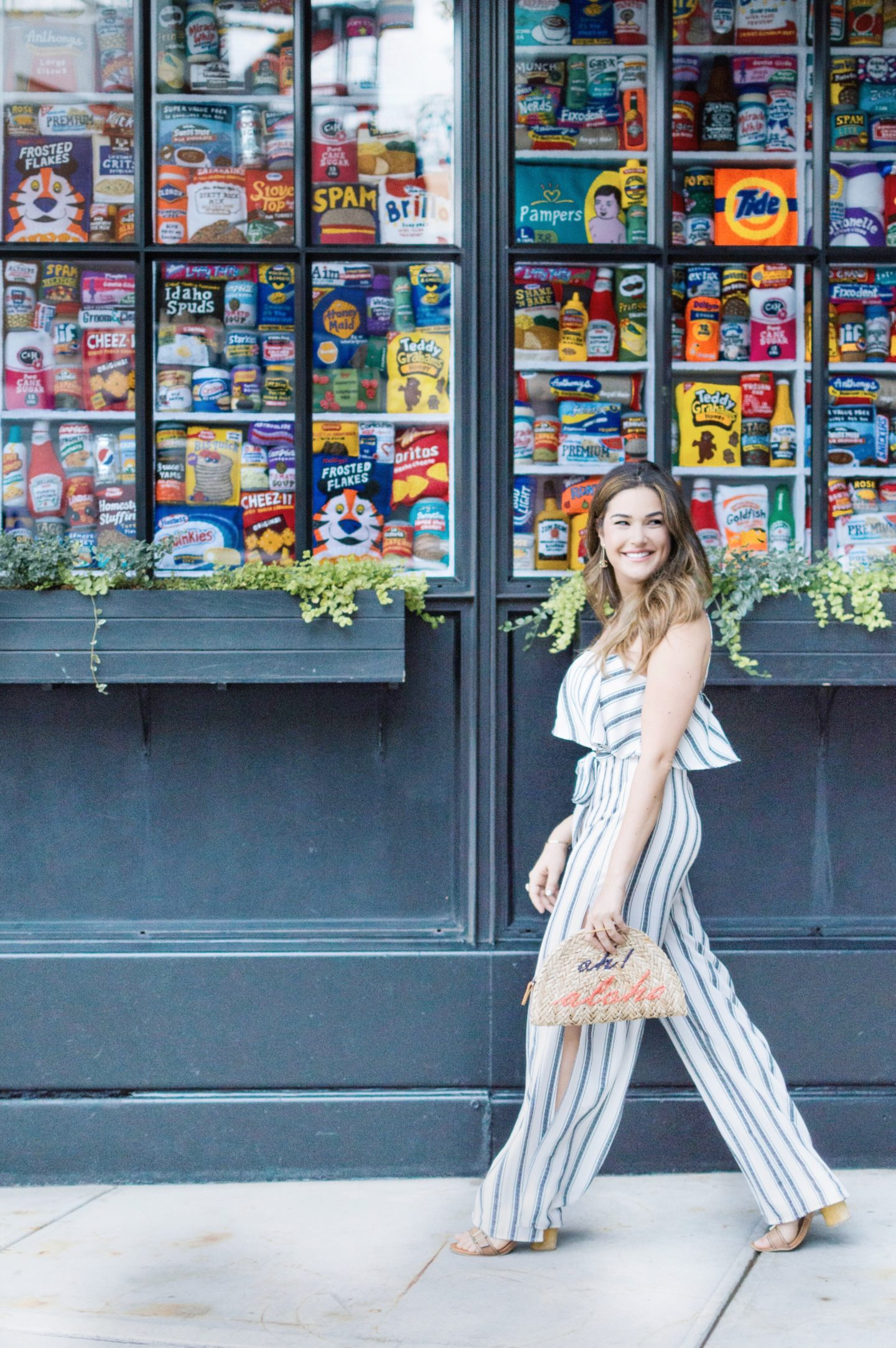 Get the Look: Stripes for July 4th