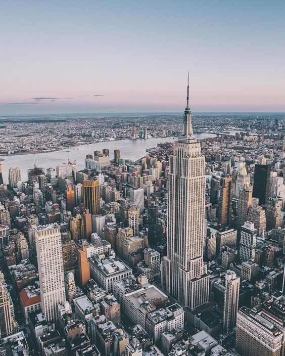 5 Unique Ways to See the New York City Skyline